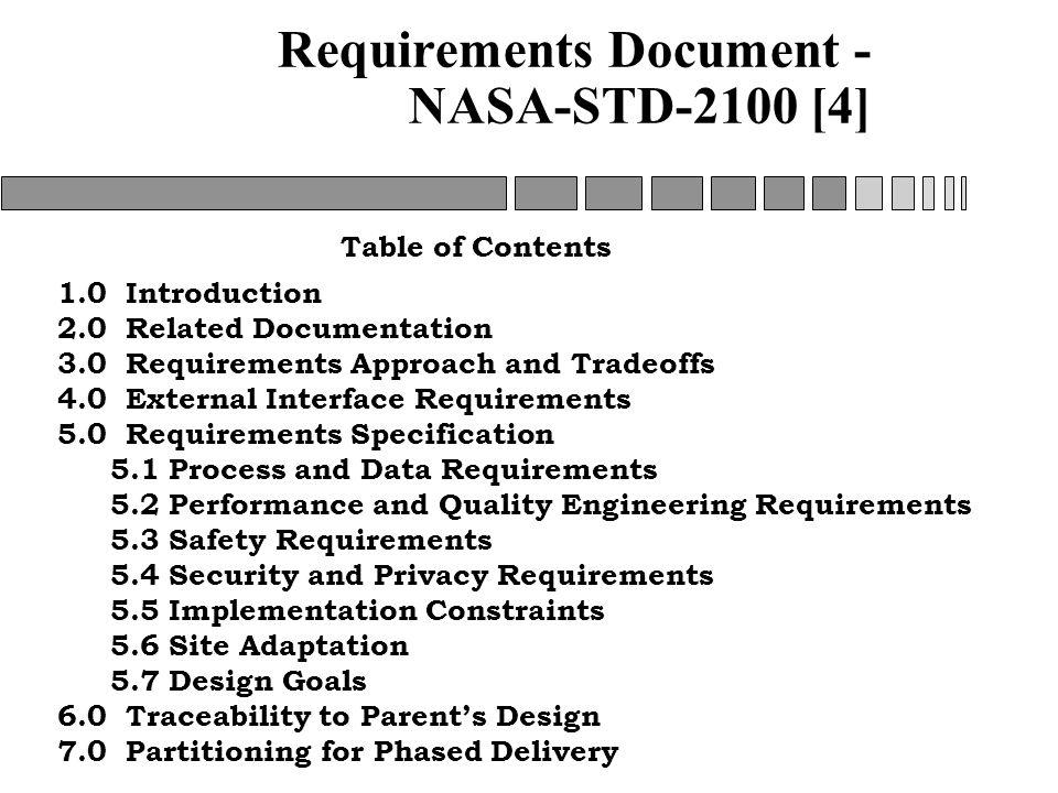 assignment 2 requirements specification documentation The document presents an account of the evolution of the system along with anticipated maintenance and a detailed description of the user interfacerequirements specification [9/17] abstract in this document i am presenting the requirements specification for an online ordering system designed.